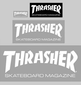 Thrasher Thrasher Logo Sticker (Small)