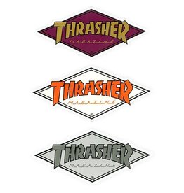 Thrasher Thrasher Diamond Logo Sticker
