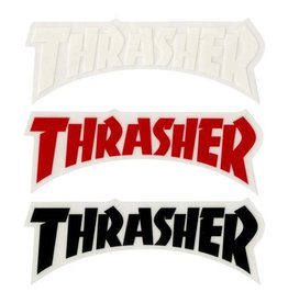 Thrasher Thrasher Die Cut Logo Sticker-various colors