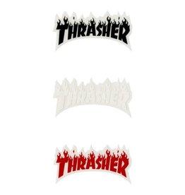 Thrasher Thrasher Flame Sticker (Small)
