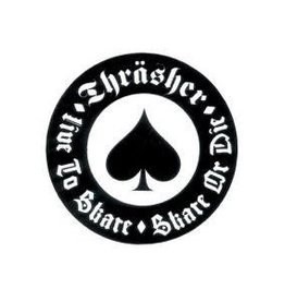 Thrasher Thrasher Oath sticker