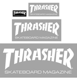 Thrasher Thrasher Logo Sticker (Mini)