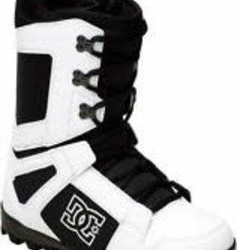DC DC Phase Snowboard Boots 2012 - White/Black 11.5