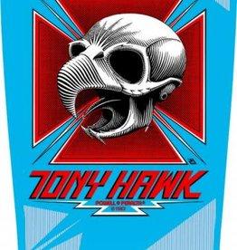 Powell Peralta Powell Peralta LTD Bones Brigade Series 9 Hawk Skull Re-Issue Deck Blue 10.4x30.28