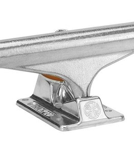 """Independent Independent Indy 139mm Forged Titanium Trucks SILVER (8"""" axle) (Set of 2)"""