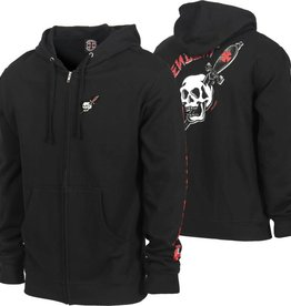 Independent Independent Dressen Dagger Hooded Zip - Black