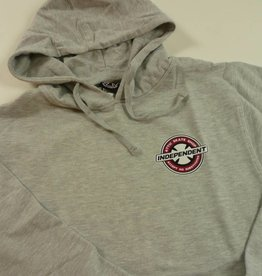 Independent Independent X Attic Accept No Substitutes Hoodie - Grey