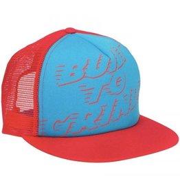Independent Independent Built to Grind Mesh Hat -  Blue / Red