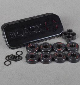 Independent Independent Truck Co - Black Bearings (8 pack)