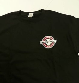 Independent Independent X Attic Accept No Substitutes T-Shirt - Black