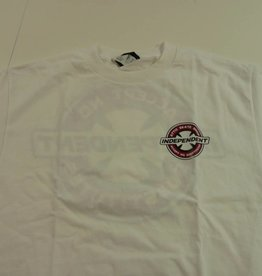 Independent Independent X Attic Accept No Substitutes T-Shirt - White