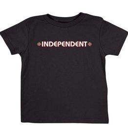 Independent Independent Bar/Cross Kids T-Shirt - Black