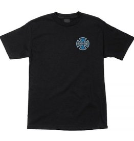 Independent Independent Reflective Cross T-Shirt - Black