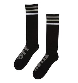 Independent Independent Fuck Off Mens Tall Socks - Black