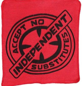 Independent Independent GP Shop Rag - Red