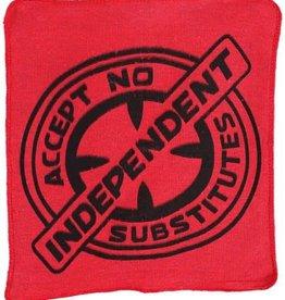 Independent Independent GP Shop Rag - Red