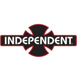 "Independent Independent O.G.B.C. Sticker 4"" - Black/Red"