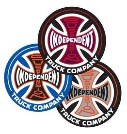 "Independent Independent 3.5"" Suspension Sketch Sticker - Assorted"