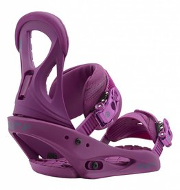 burton Snowboards Burton Stiletto Women's Bindings 2018 - Hot Purple