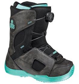 Flow Flow Women's Lotus Boa Snowboard Boots - Black/Blue