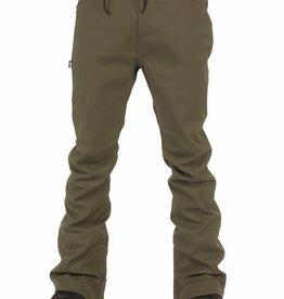 L1 L1 Premium Outerwear Men's Skinny Twill Snowboard Pants 2016 - Military Twill