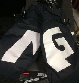 burton Snowboards Analog Gentry Mitt Gloves - True Black / White XL