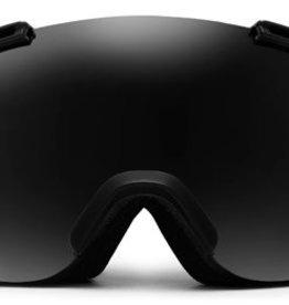 Zeal Zeal Voyager Dark Grey Polarized Goggles + Sky Blue Lenses 2017 - Dark Night