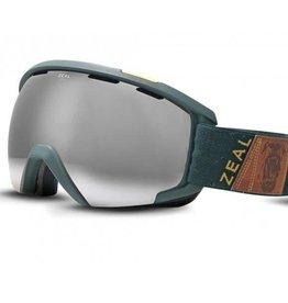 Zeal Zeal Slate Goggles 2014 - Foundry Fern Medium