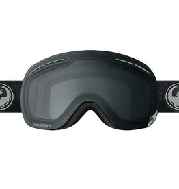 Dragon Alliance Dragon Alliance X1s Goggles 2017 Flux Black Transitions Clear