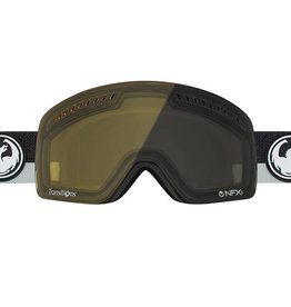 Dragon Alliance Dragon Alliance NFXs Goggles 2017 Flux Grey Injected Transitions Yellow