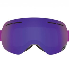 Dragon Alliance Dragon Alliance X1s 2016 Goggles Violet / Purple Ion + Yellow Red Ion