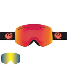 Dragon Alliance Dragon Alliance NFXS 2015 Goggles Jet / Red Ion + Yellow Blue Ion