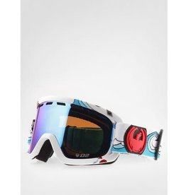 Dragon Alliance Dragon Alliance D2 2015 Goggles Nibus Collab / Blue Steel + Amber