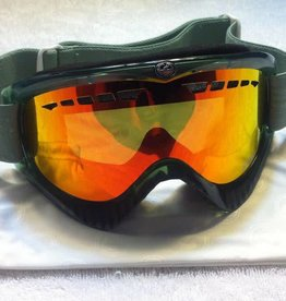 Dragon Alliance Dragon Alliance DX 2015 Goggles - Jet / Red Ion + Yellow Blue Ion RL