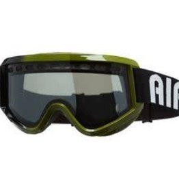Airblaster Airblaster Goggles - Black Olive / Grey Baker Lens