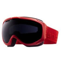 Anon Anon Hawkeye Paint Goggles - Red / Dark Smoke Lens