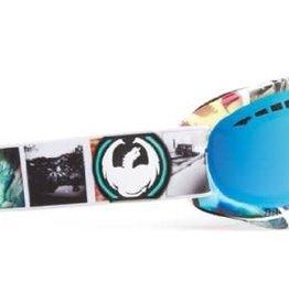Dragon Alliance Dragon Alliance DXS 2015 Goggles - Photo / Blue Steel + Amber