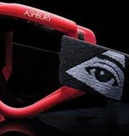 Ashbury - Kaleidoscope Goggles - Eye / Red lens