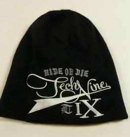 Technine Technine Ride or Die Beanie - Black