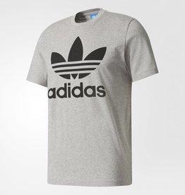 Adidas Adidas Orig Trefoil T-Shirt - Grey