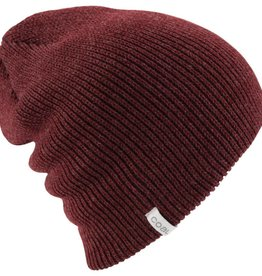 Coal Headwear Coal The Frena Solid Beanie - Heather Burgundy