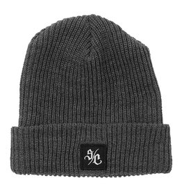 Santa Cruz Skateboards Santa Cruz Holden Long Shoreman Beanie - Charcoal Heather