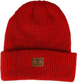 Expedition One Expedition One Patch Beanie - Red