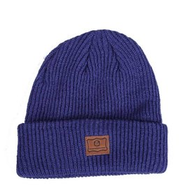 Expedition One Expedition One Patch Beanie - Blue