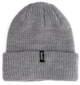 Creature Creature Asspen Long Shoreman Beanie - Heather Grey