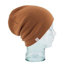 Coal Headwear Coal The FLT Beanie 2017 - Light Brown