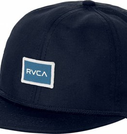 RVCA RVCA Curren Caples Cap Six Panel Hat - Navy