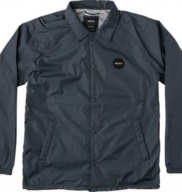 RVCA RVCA Motors Coach Jacket - Carbon
