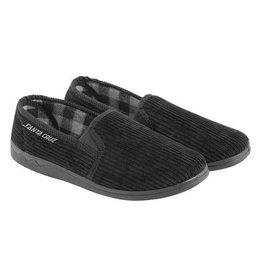 Santa Cruz Skateboards Santa Cruz Skateboards Strip Men's Shoes - Black
