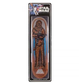 Santa Cruz Skateboards Santa Cruz Skateboards X Star Wars Chewbacca Collectible Blister Pack Deck-67212